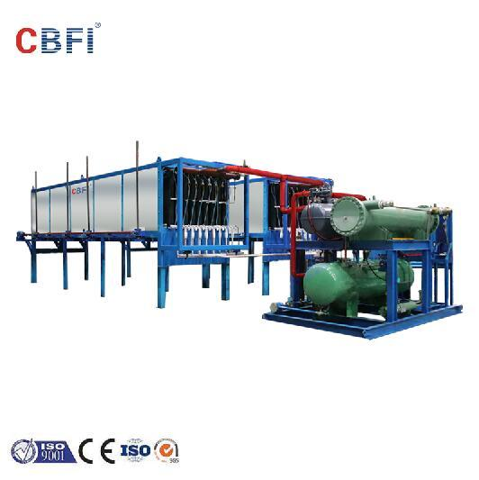 CBFI ABI250 25 Tons Per Day Direct Cooling Ice Block Machine
