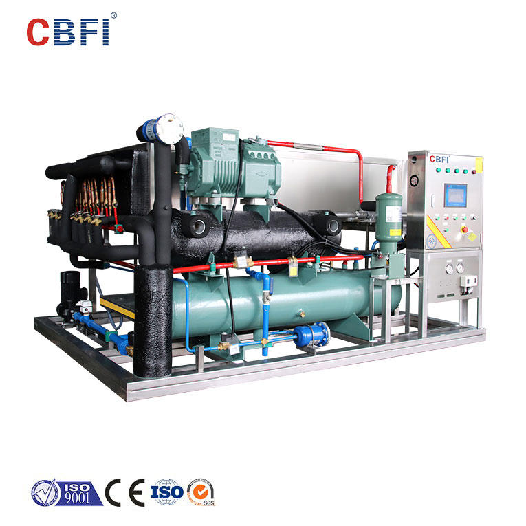 CBFI tons flake ice machine for sale factory for freezing-1
