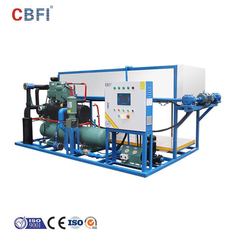 CBFI ABI20 2 Tons Per Day Direct Cooling Block Ice Machine