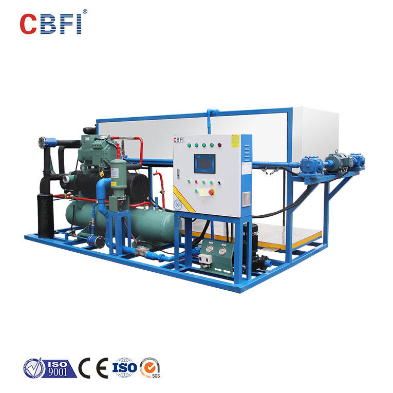 CBFI ABI20 2 Tons Per Day Direct Cooling Block Ice Machine