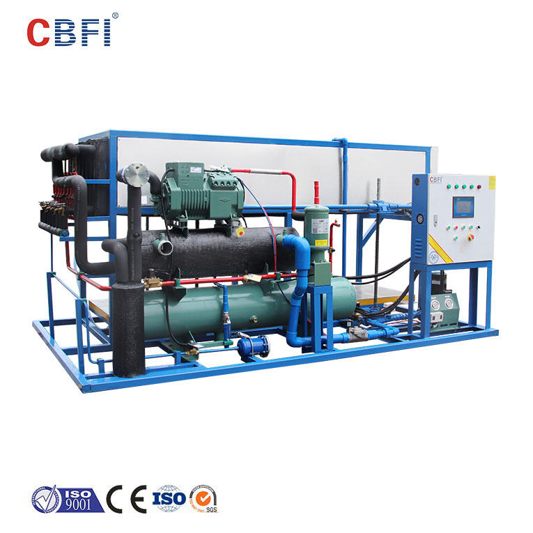 CBFI ABI30 3 Tons Per Day Direct Cooling Block Ice Machine
