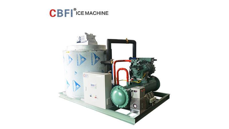CBFI BF10000 10 Tons Seawater Flake Ice Machine