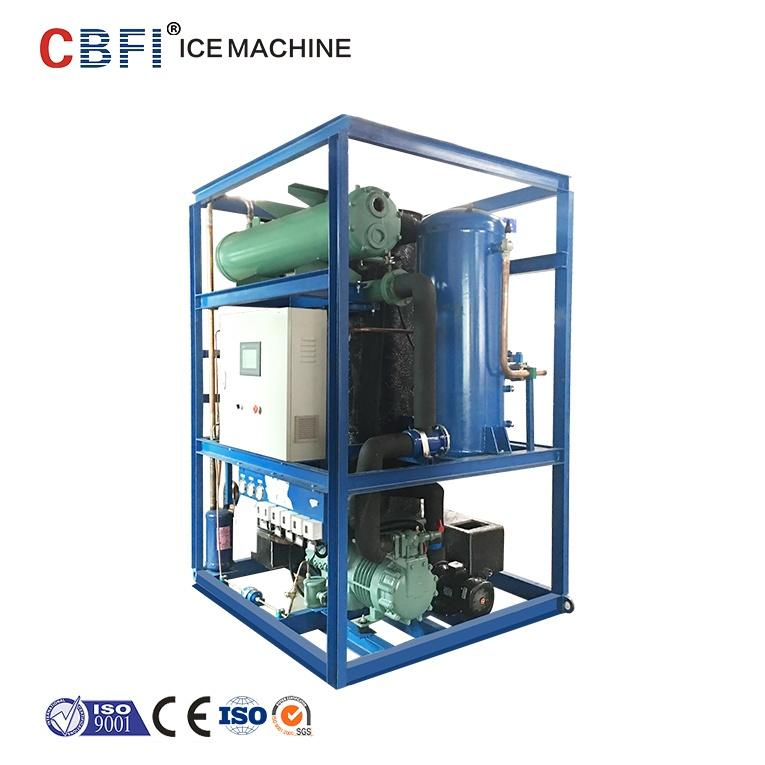Freon System Tube Ice Machine