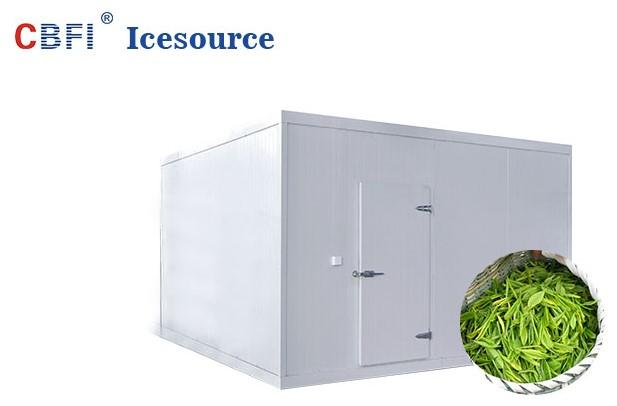 long-term used mobile cold storage range for fruit storage