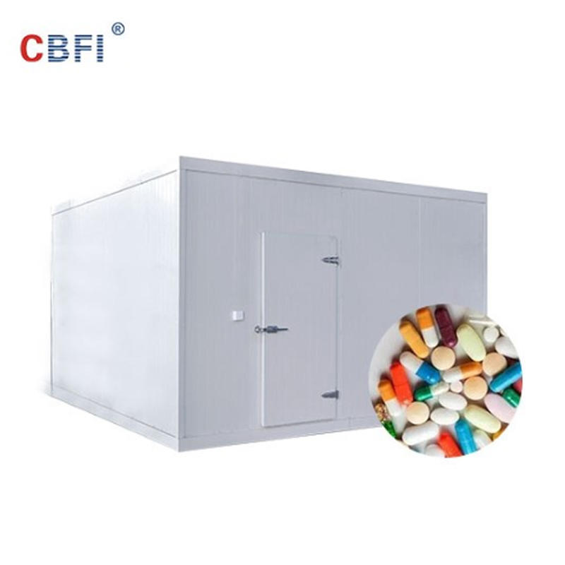 CBFI Customized Size Medical Cold Storage Room