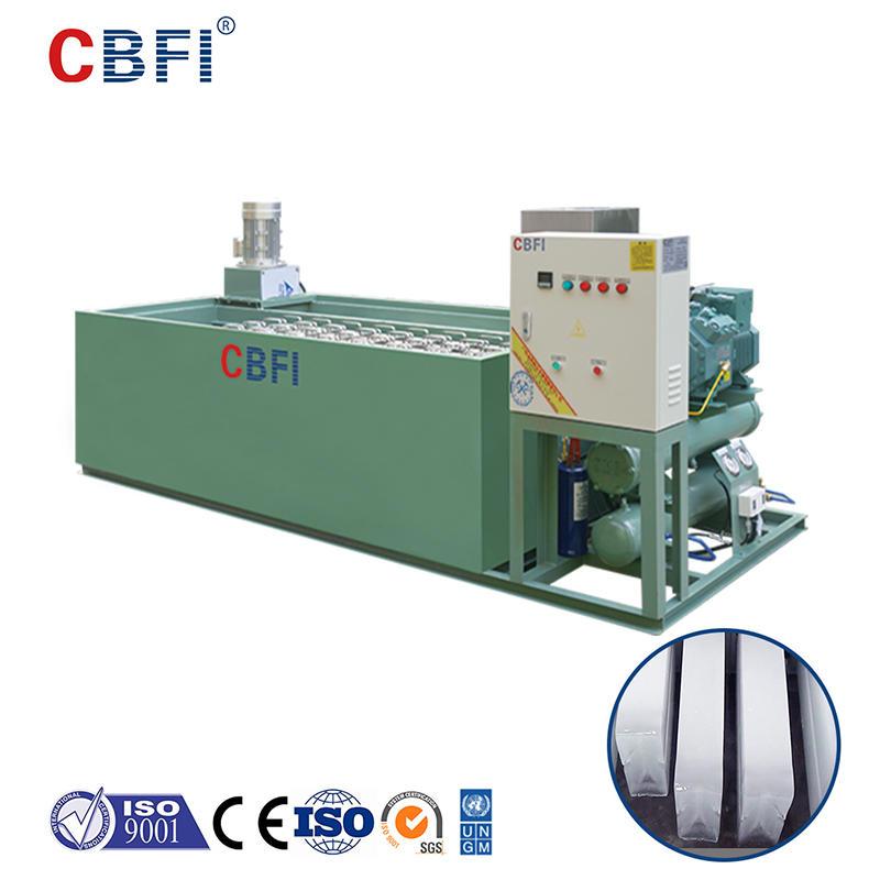 CBFI BBI10 1 ton per day ice block machine