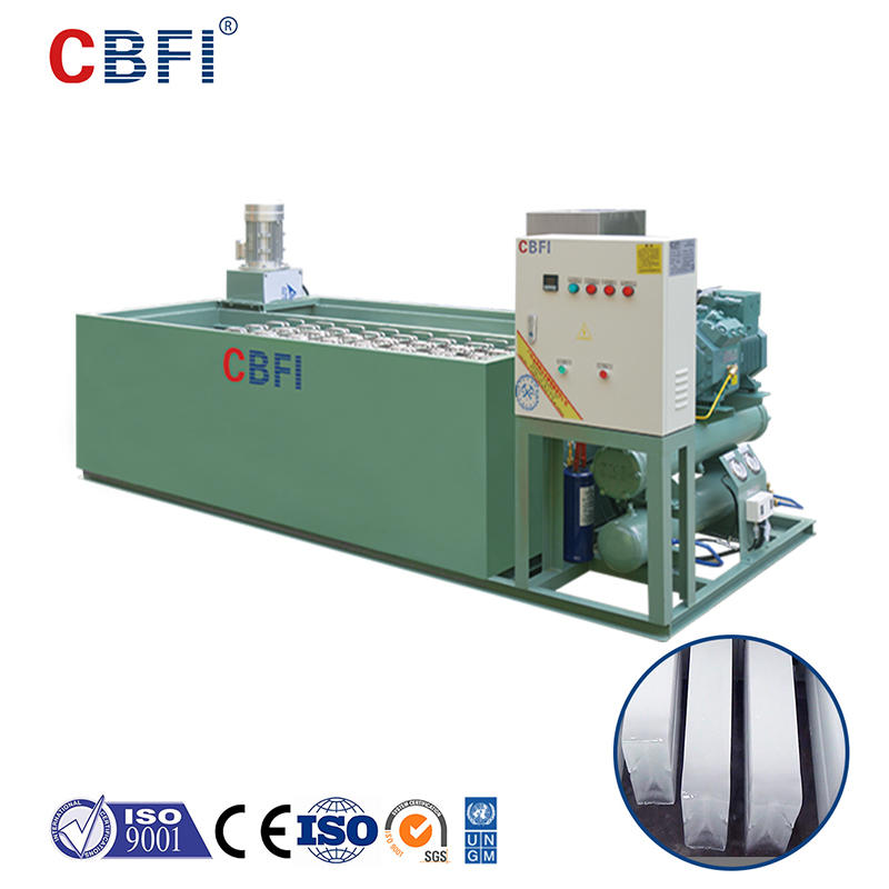 CBFI BBI10 1 ton per day ice block machine
