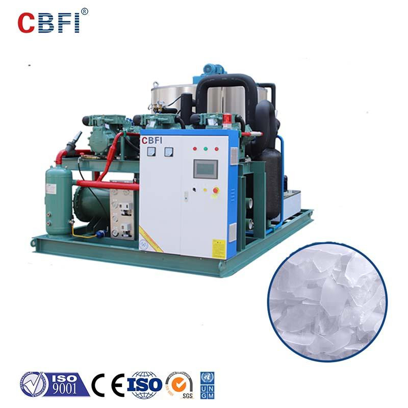 CBFI BF30000 Günde 30 Ton Buz Tanesi Makinesi