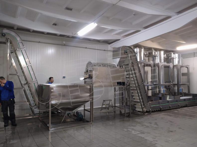 3 Sets 10tons Tube Ice Machine, Poland
