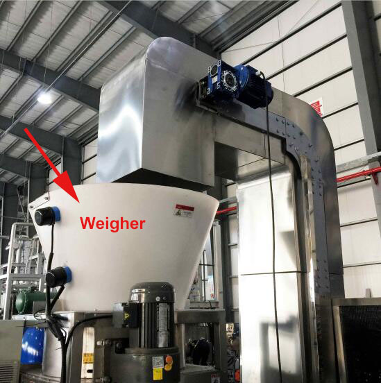 CBFI automatic ice machine plant free quote for ice sphere-4