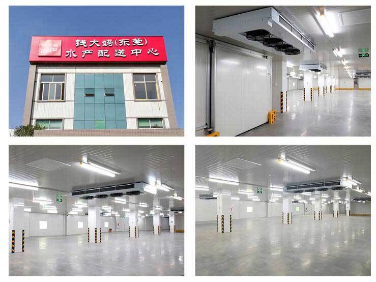 Fight against pandemic, LCCP Cold Room can ensure your food safety