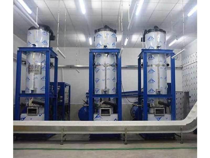 Perspectivas de desenvolvimento da indústria de máquinas de gelo da China