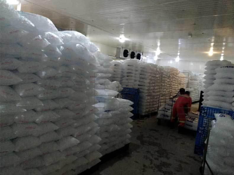 20tons Tube ice machine, Malaysia