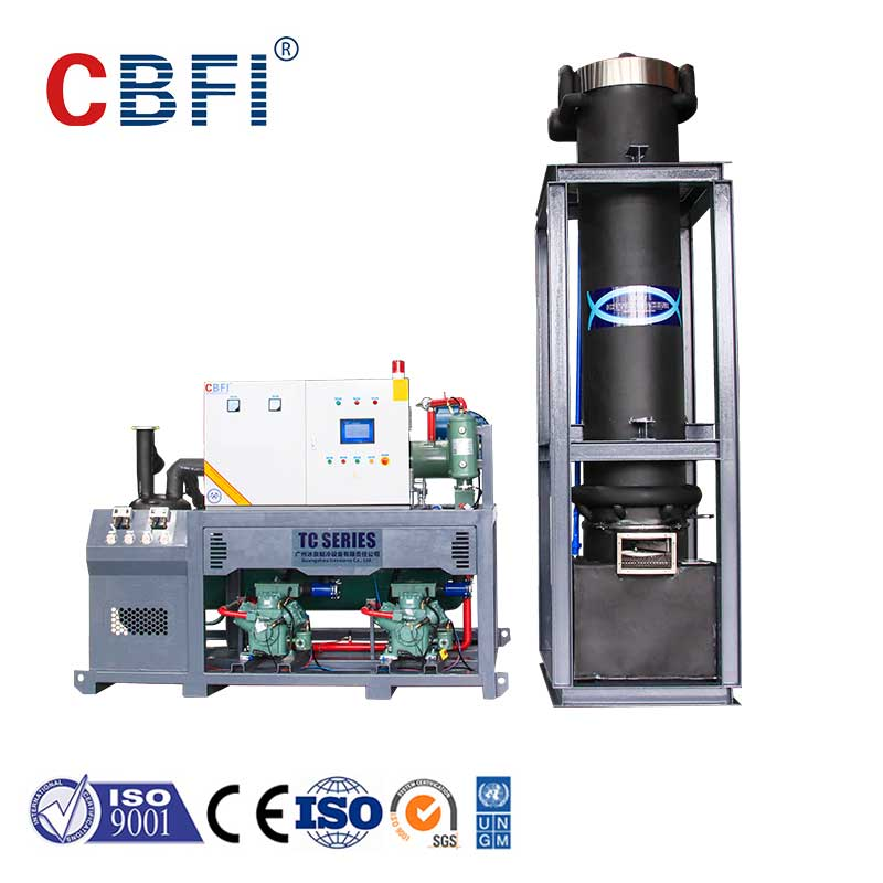 product-CBFI-CBFI TV150 15 Tons Per Day Tube Ice Machine-img
