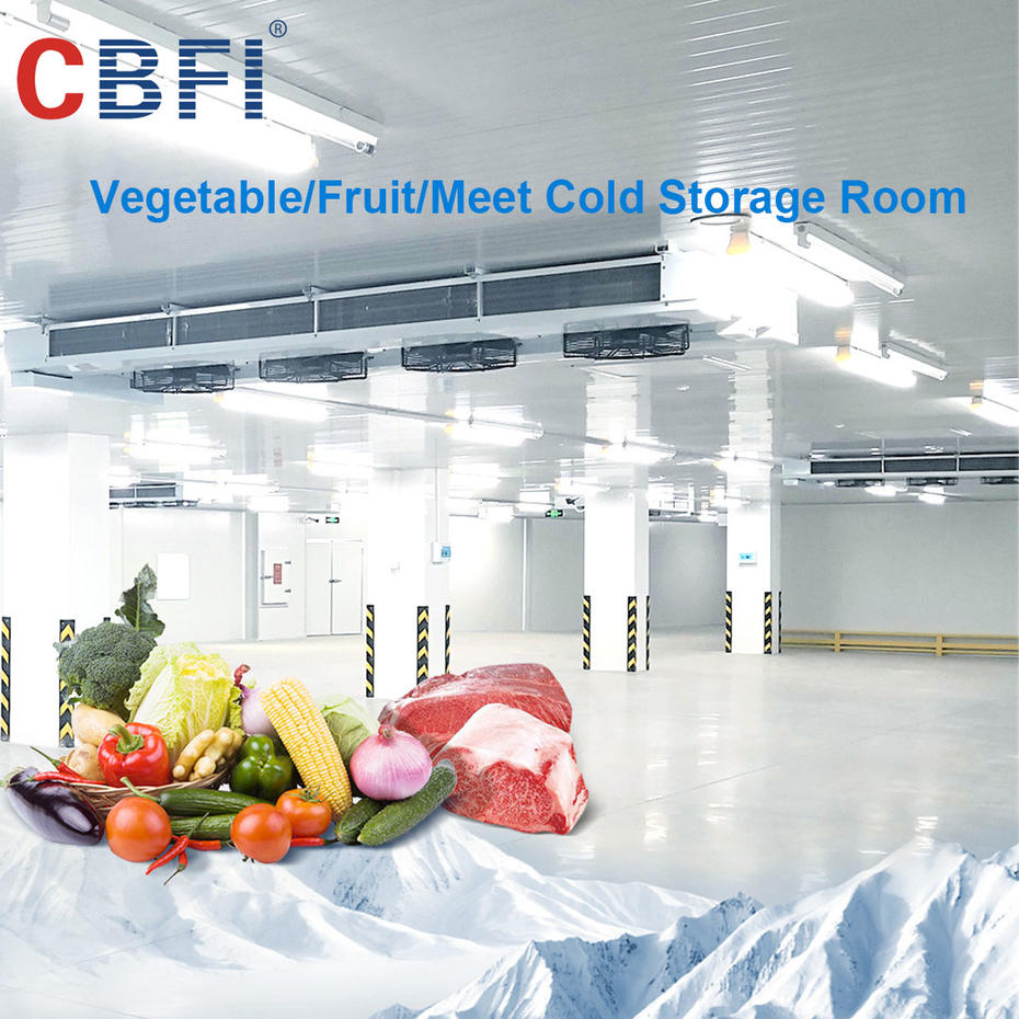 Using technology to Unlock New Ideas for Fresh Cold Chain