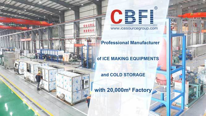 CBFI® ICE MACHINES TECHNOLOGY التاريخ