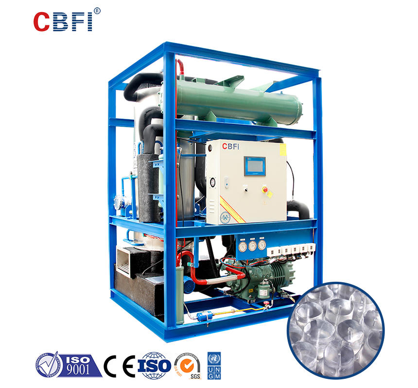 CBFI TV50 5 tons Tube Ice Machine