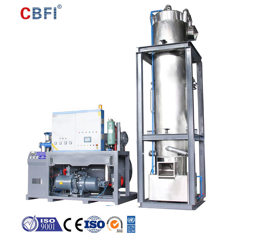 CBFI home ice machine owner for aquatic goods