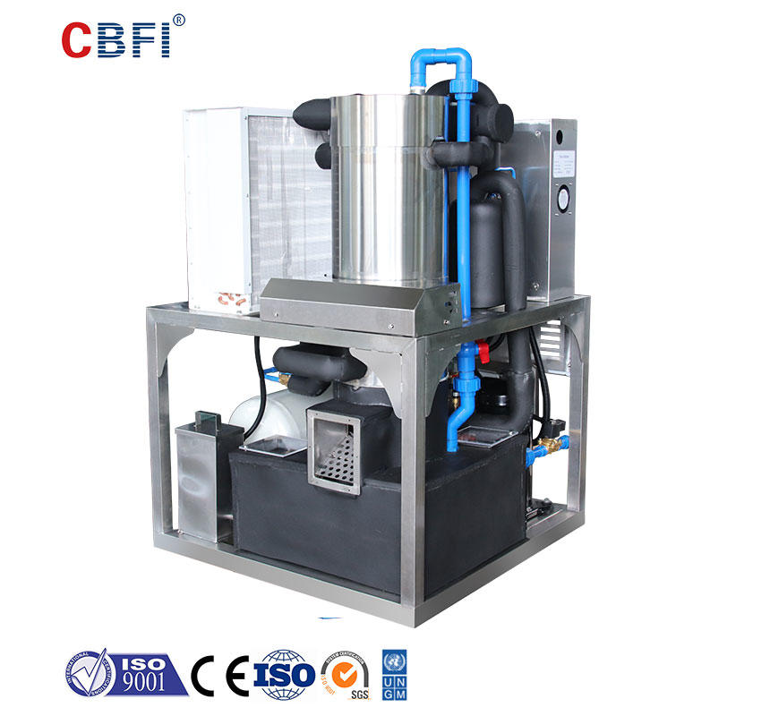 CBFI TV3.5 350kg Per Day Tube Ice Making Machine