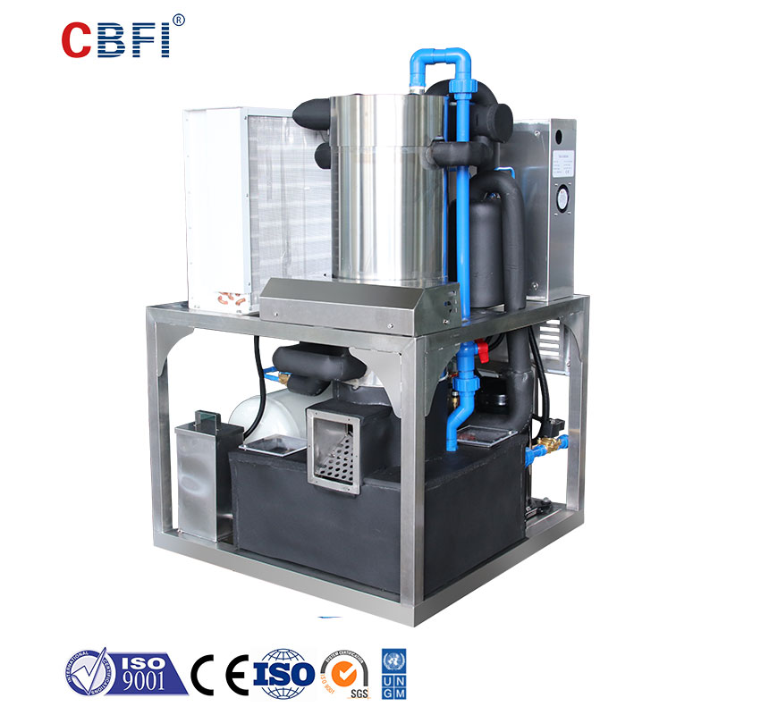 CBFI commercial ice maker machine manufacturer for ice making-1