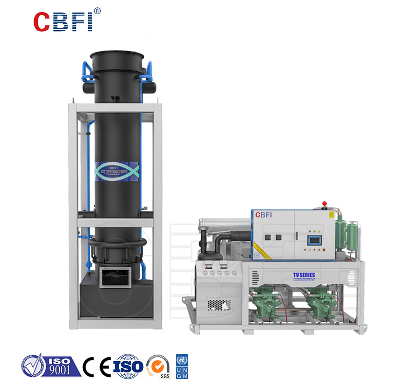 CBFI tube ice machine for sale bulk production for ice sculpture-1
