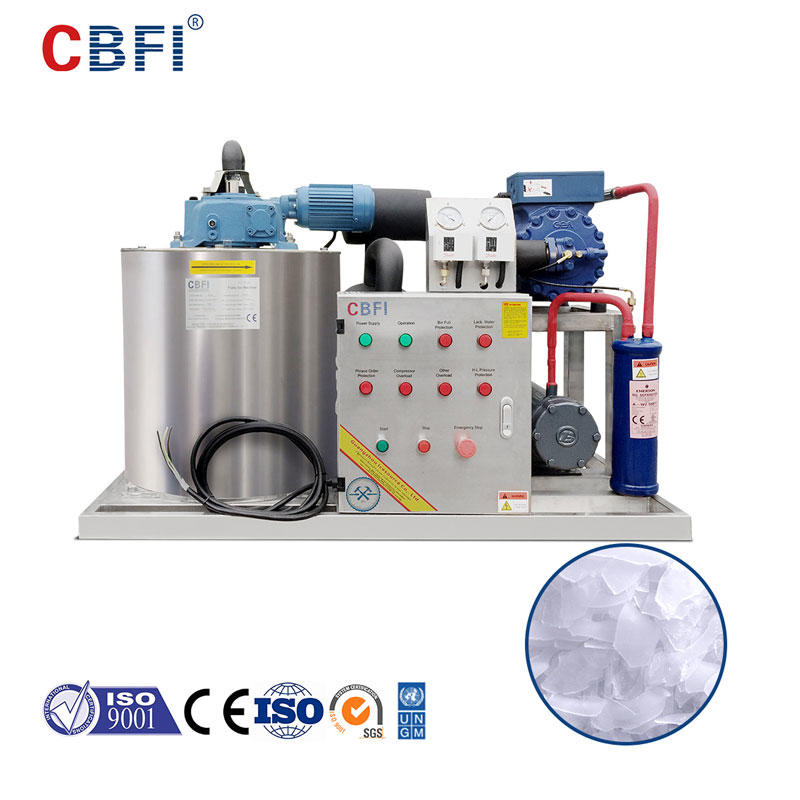 CBFI BF500 500kg Per Day Flake Ice Machine
