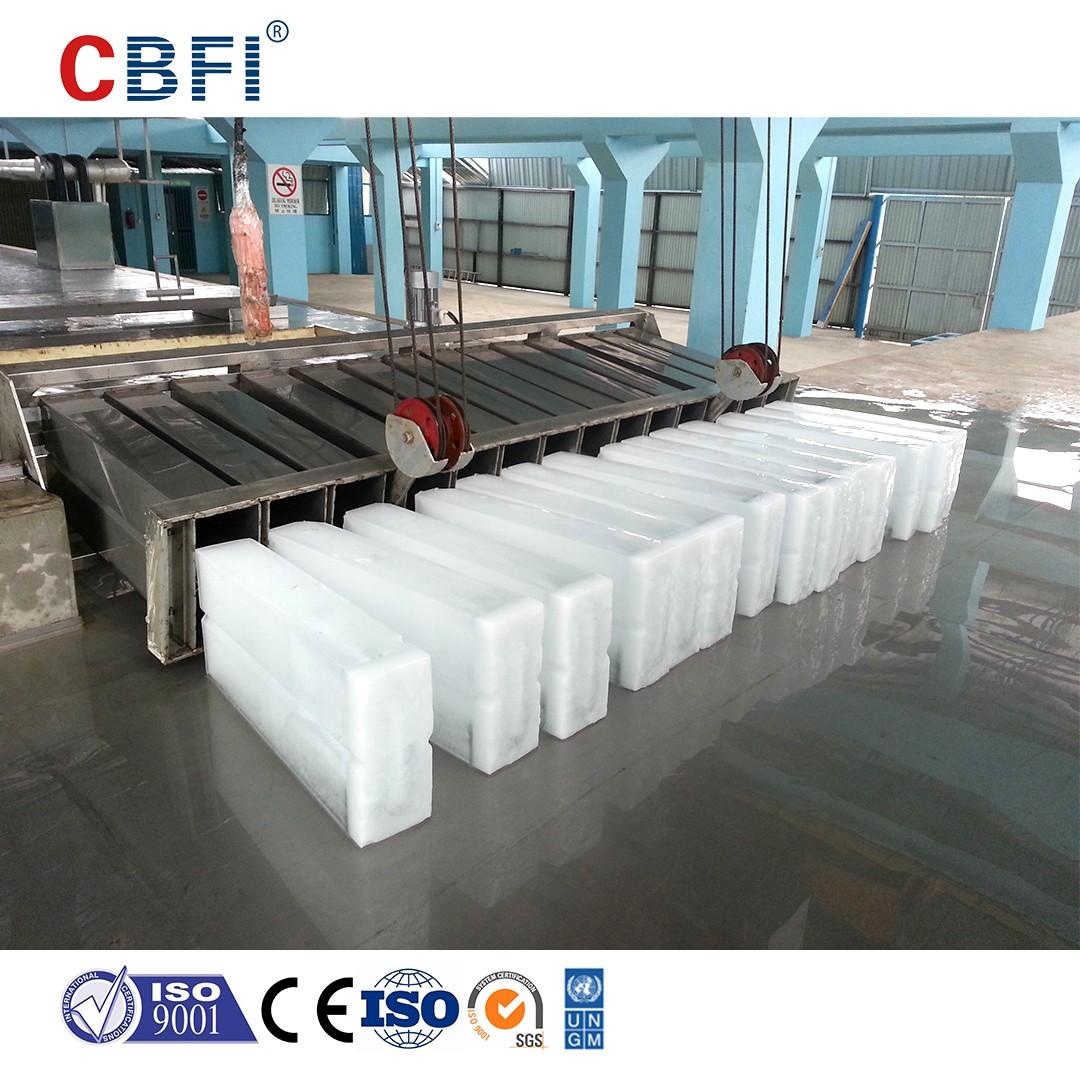 news-The Working Principle of Brine Type Ice Block Machine-CBFI-img