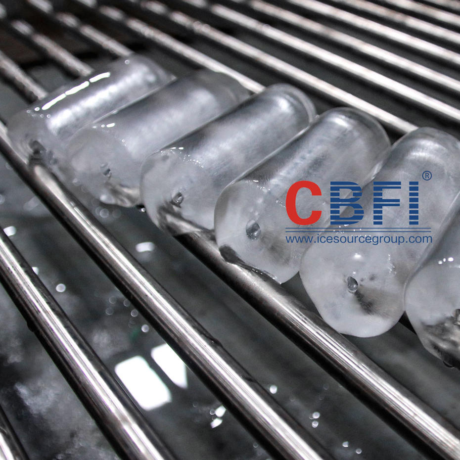 Ice Making Principle of Tube Ice Machine and Its Application