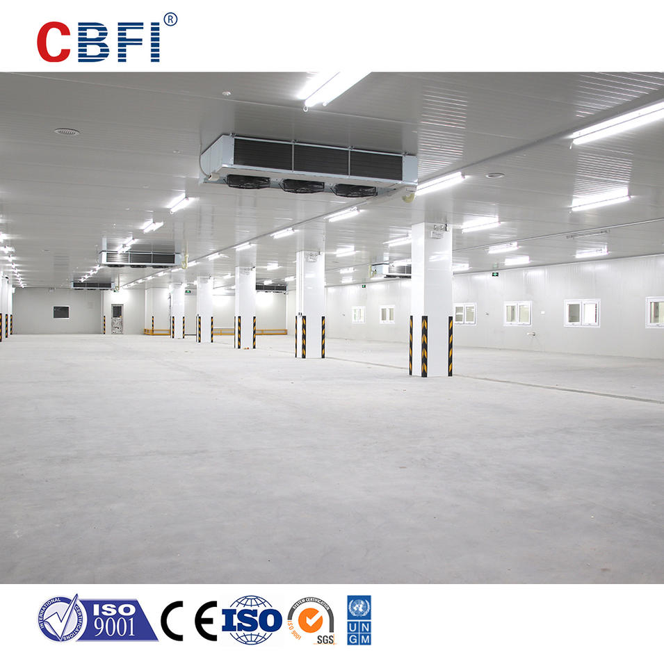 CBFI VCR Series Freezer Room For Meat, Fish, And Chickens