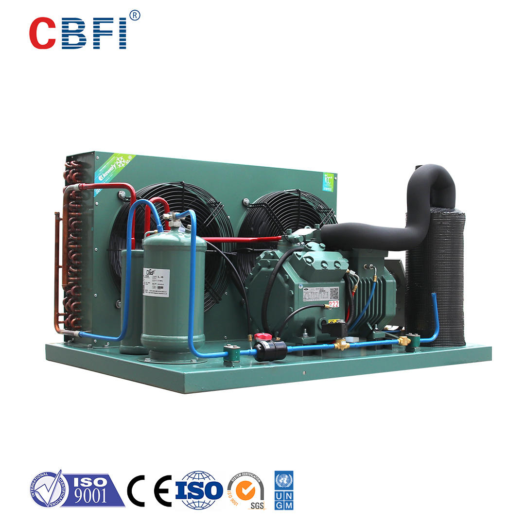 CBFI VCR Series Open-Type Cold Room Units For Different Usage