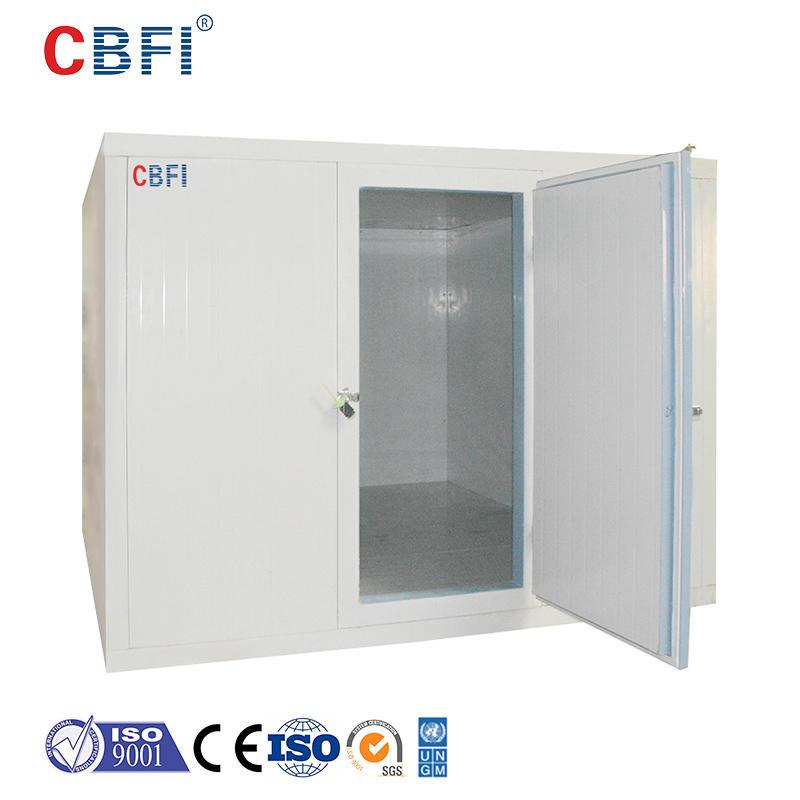 Проект холодильной камеры для замораживания кофейных зерен CBFI