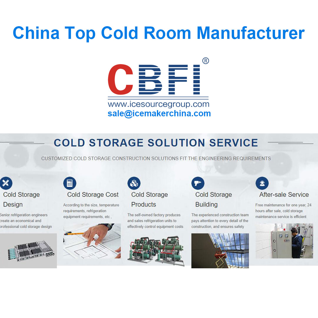 news-How does the refrigeration pipe drain when cold storage is installed-CBFI-img