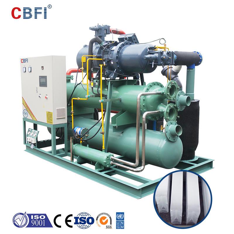 CBFI BBI200 20 тонн в день для производства блоков с соленой водой