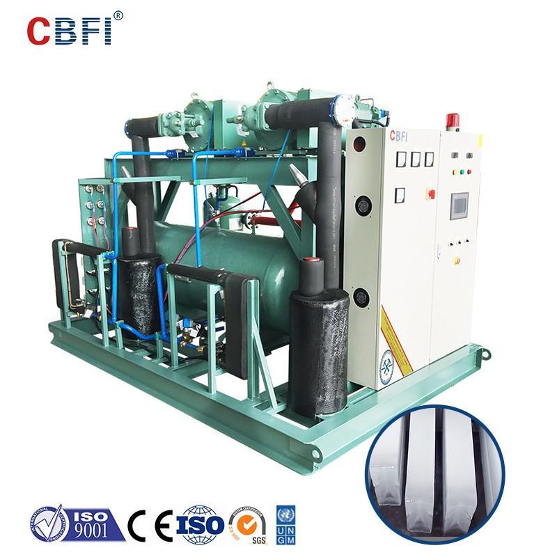 CBFI flake ice machine plant for whiskey