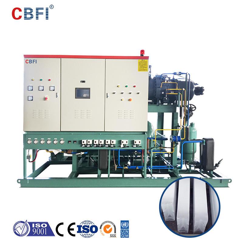 CBFI BBI500 50 Tons Per Day Block Ice Machine Brine