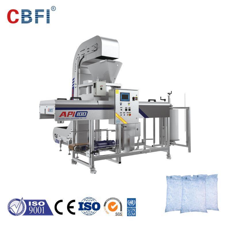 CBFI API Specs Автоматическая машина для упаковки льда для больших ледовых установок