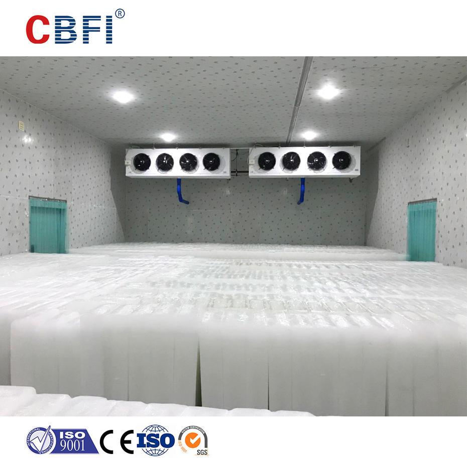 冷库中氨制冷剂和氟制冷剂的性能比较