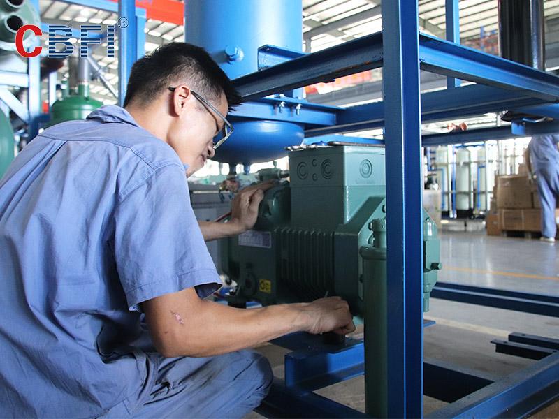 news-Daily Cleaning Method of Tube Ice Machine-CBFI-img