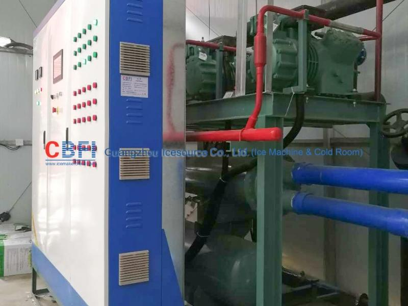 8 Storage Rooms with One Pre-cooling Room and One Anti Room in Foshan
