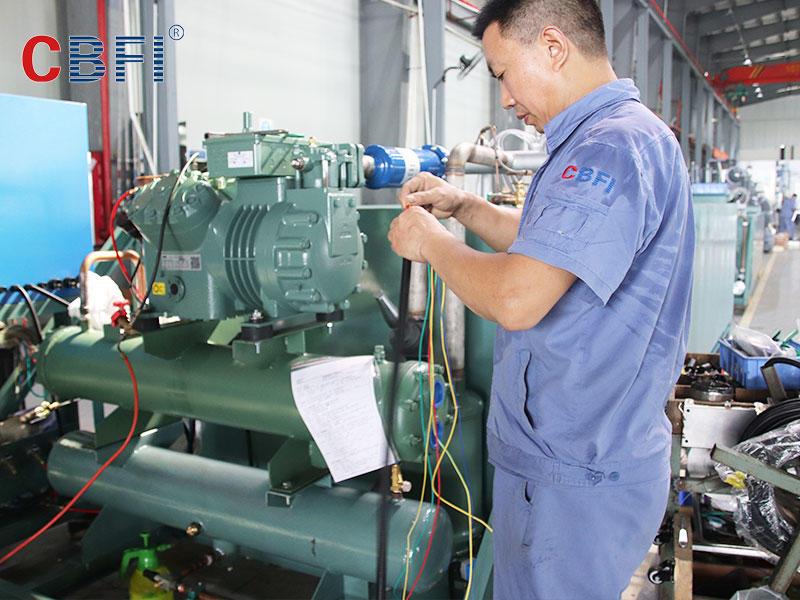 有很多方法可以检测制冰机中的制冷剂泄漏188BET体育博彩