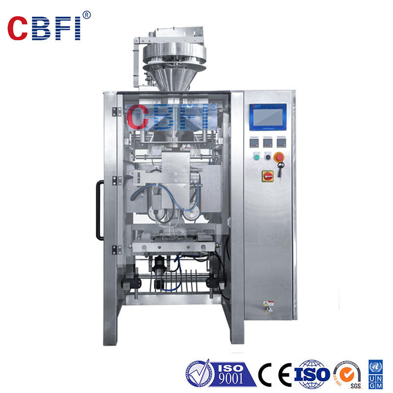 Automatic Vertical Ice Packing Machine For Starting Ice Business