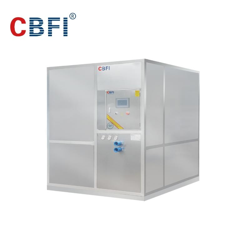 CBFI HYF100 10 Tons Per Day Ice Plate Machine For Cooling