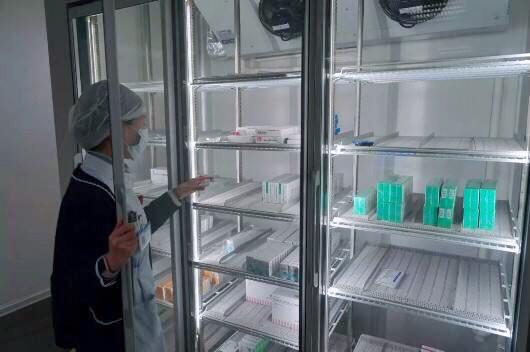 补充疫苗冷藏室