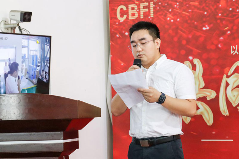 news-CBFI-Go all out, the mission must be reached-img-1
