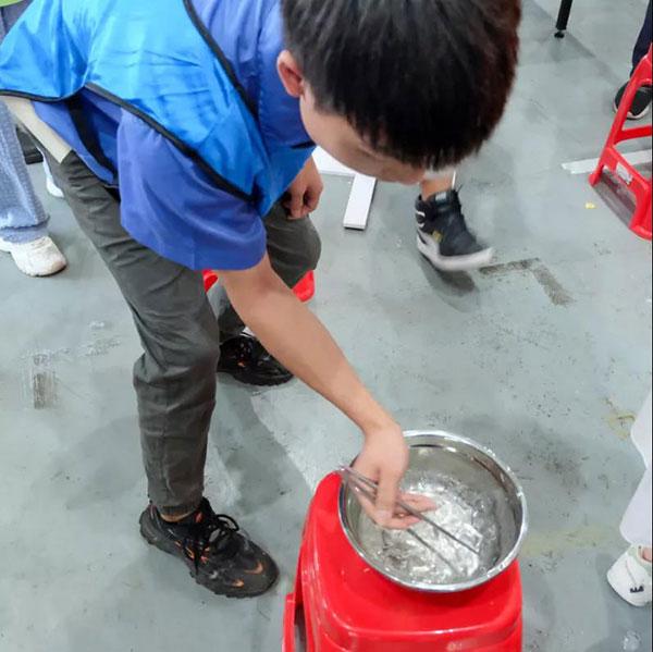 news-The 2nd Qixi Festival Bingquan Cup Ice Breaking Relay starts-CBFI-img-2