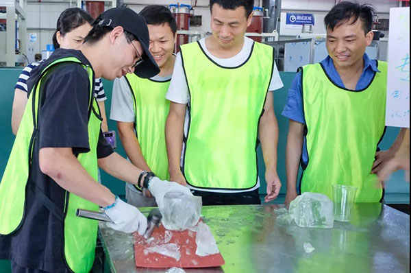 news-The 2nd Qixi Festival Bingquan Cup Ice Breaking Relay starts-CBFI-img-3