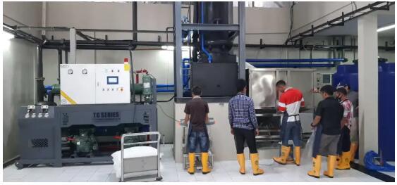 news-CBFI-Indonesia tube ice machine case sharing-img