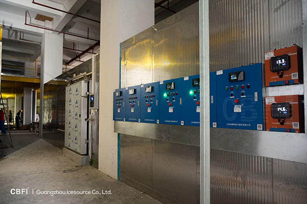 Medical Cold Storage Project