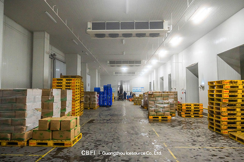 Refrigeration Engineering of Pupu Cold Chain Project