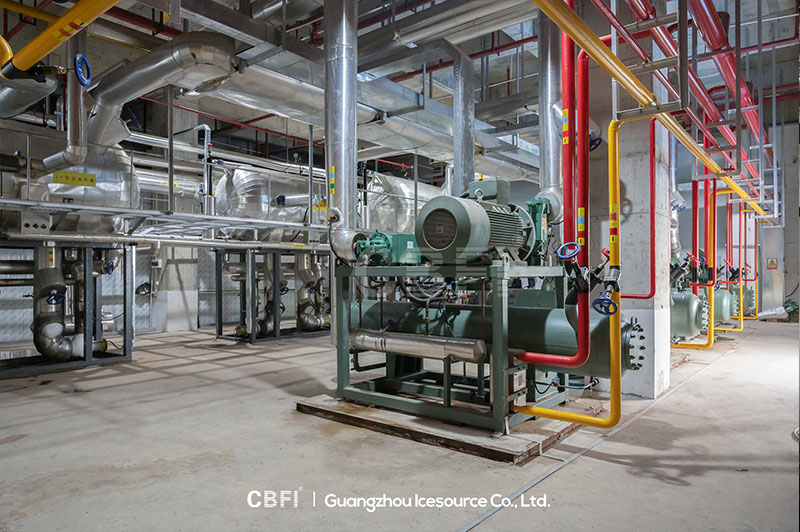 application-ice machine- cold room-ice crusher-CBFI-img-1